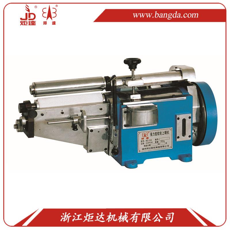 BD-326强力胶软轮上糊机